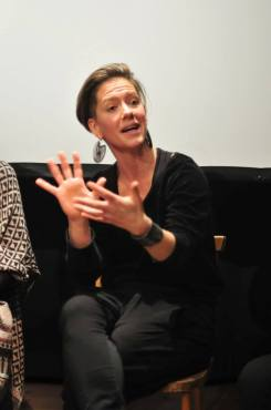 Magdi Beky Winnerstam at Långsjö teater