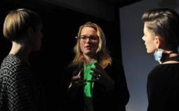 Linda Nordfors, Paula von Seth, Magdi Beky Winnerstam at Långsjö teater