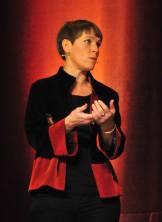 Linda Nordfors at Elektron