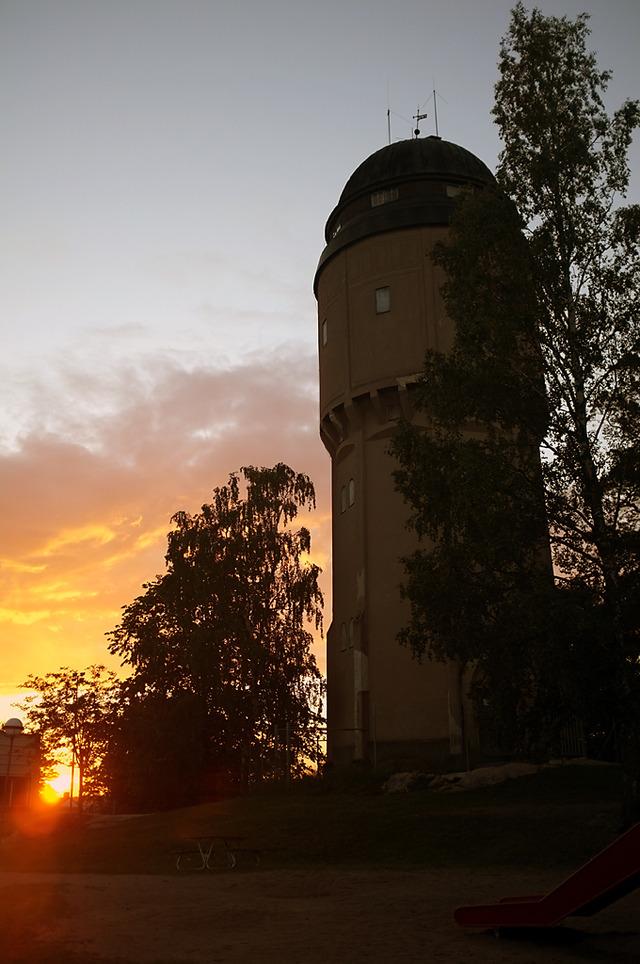 Björkbom Vattentornet