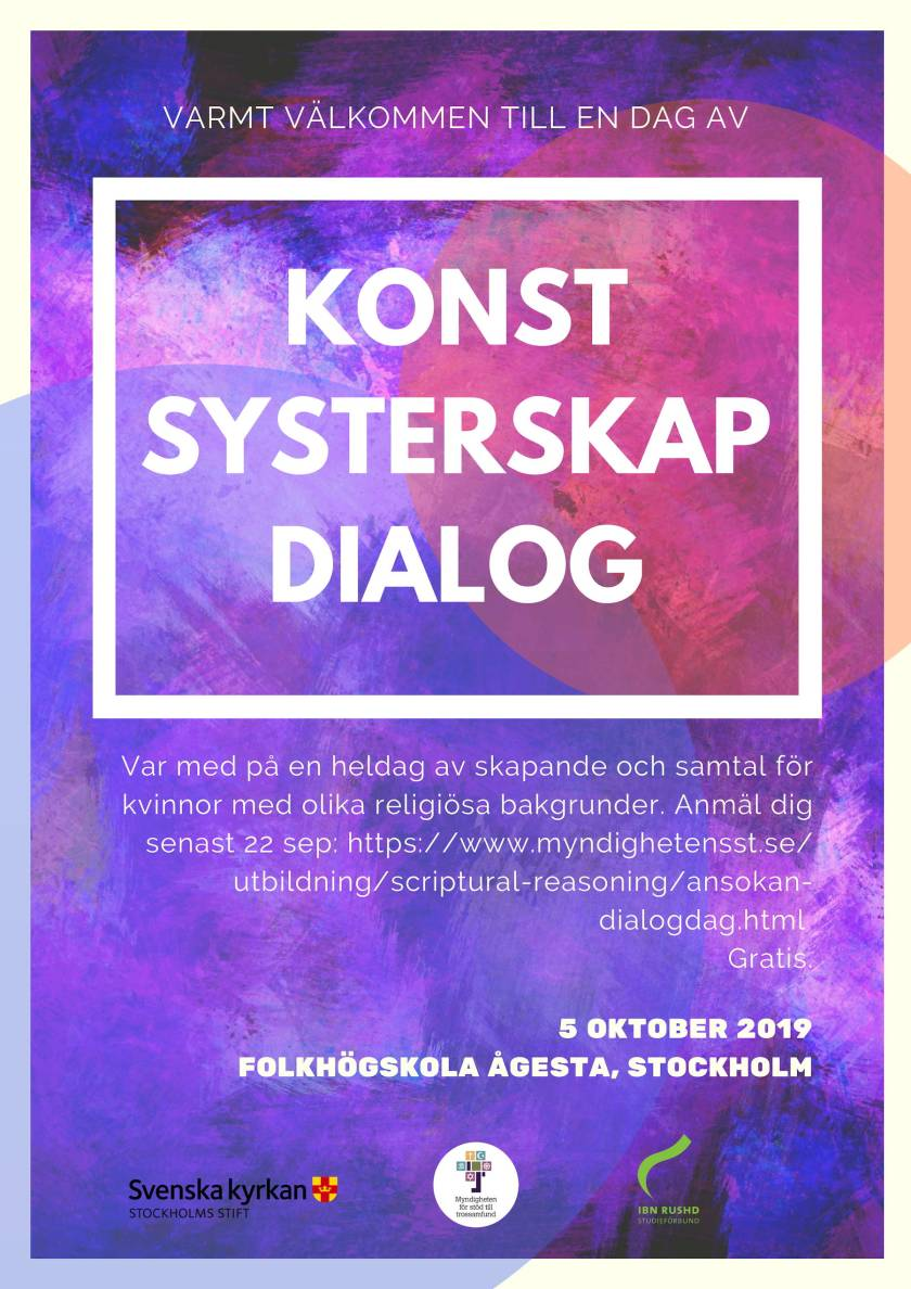 Konst, systerskap & dialog
