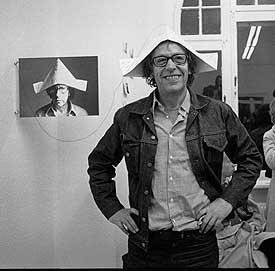 Joaquin Romero, Robert Filliou 1972