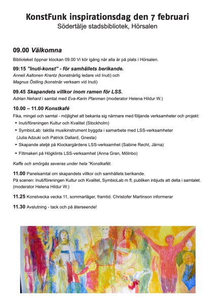 Program Inspirationsdag fm