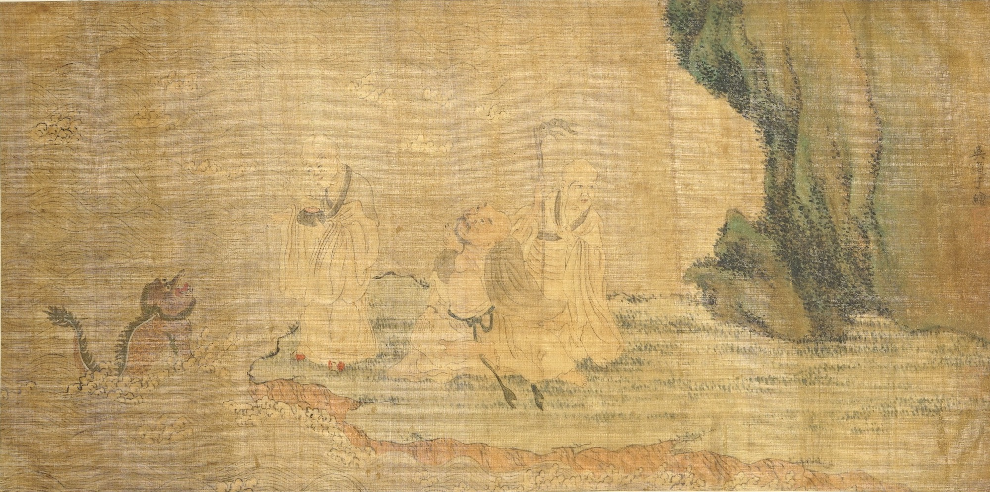 a-chinese-silk-painting-after-wu-daozi-1819th-c-1